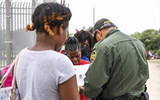 美7月逮捕非法移民超21万人 创21年新高