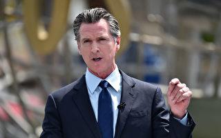 罢免选举在即 拜登支持加州州长纽森