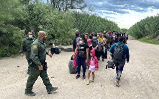 DHS無視國會要求 未提供非法移民運送地點信息