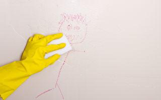 白牆髒了難清洗? 6步驟洗淨潔白如新