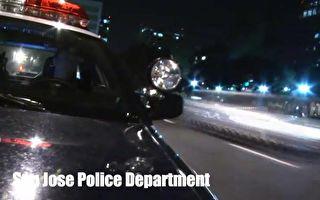 """圣荷西街头飙车2人被捕 警方缴获""""幽灵枪"""""""