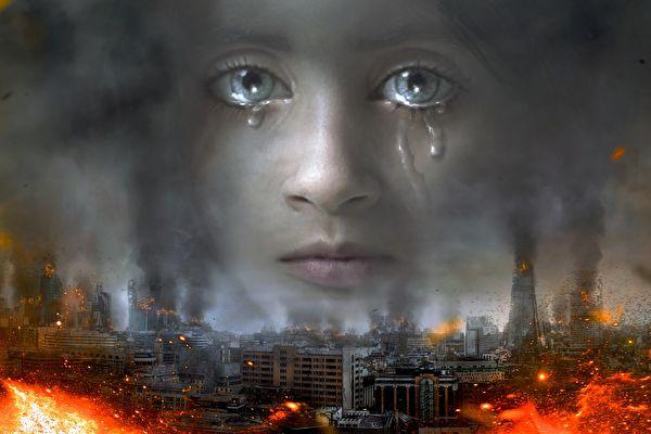 """阿富汗女孩网上哭诉:""""没人在乎我们!"""""""