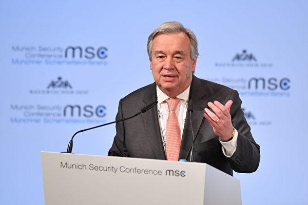 联合国安理会召开紧急会议 应对阿富汗危机