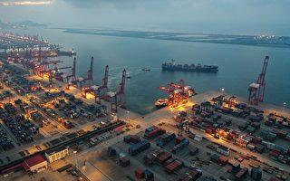 中國至美東貨櫃運價突破2萬美元
