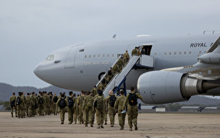 逾250名澳洲軍人正前往阿富汗撤回本國公民