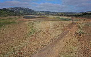 加州近半地區遭遇超級乾旱 影響近四千萬人