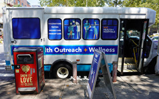 紐約市府:免疫力低的民眾可打第三劑疫苗