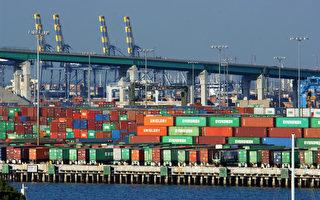 價值240億美元貨物在加州兩大港口外滯留