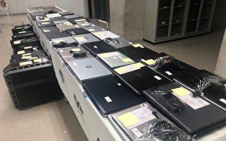 開發非法系統盜賣個資 台警逮64現離職房仲