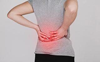 消除坐骨神经痛先保养腰关节 2颗网球就改善