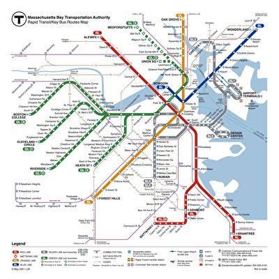 波士頓人挑戰「最快經過所有MBTA地鐵站」吉尼斯紀錄
