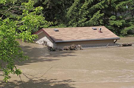 氣候風險評分會重塑加拿大房市