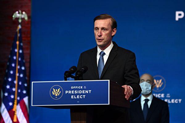 白宫国安顾问力挺立陶宛 抵抗中共胁迫
