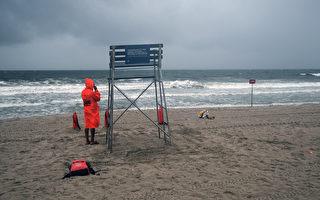 熱帶風暴亨利來襲  紐約市海灘將關閉