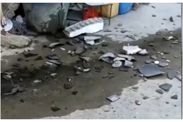 貴州畢節發生4.5級地震 震感強烈
