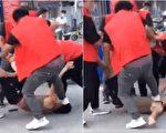 【一线采访】扬州男子闯封锁关卡遭殴打 引民愤