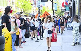 限制放鬆 加拿大6月零售增長4.2%