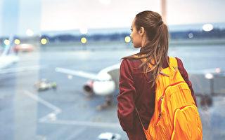 经历重重困难 国际学生抵达加拿大