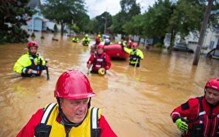 热带风暴登陆罗德岛 美东北逾13万用户断电