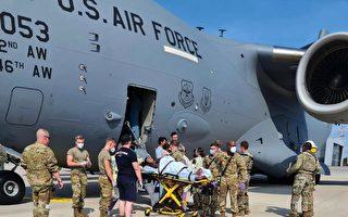 阿富汗孕婦撤離 在美軍C-17運輸機上分娩