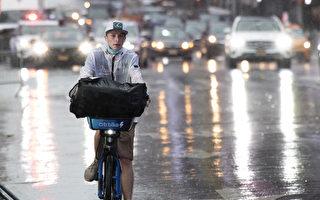 「亨利」降為熱帶低氣壓 紐約市1小時降雨破紀錄