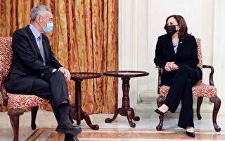 美副總統訪東南亞 強調維護南海航行自由