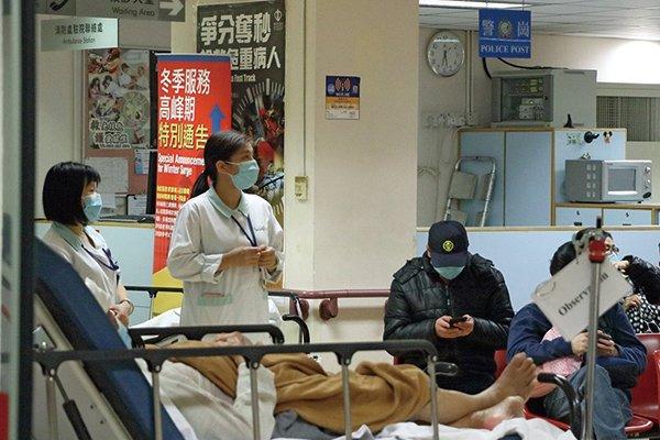 港协会指逾五成护士考虑移民 忧业界青黄不接 促政府增加培训