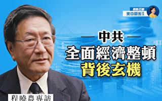 【热点互动】程晓农:中共经济整顿背后玄机
