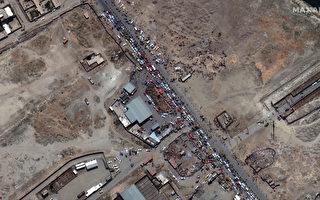 CIA秘密基地助数百美国人和阿富汗人撤离