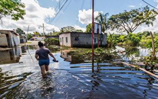 委内瑞拉洪水 至少十三人遇难