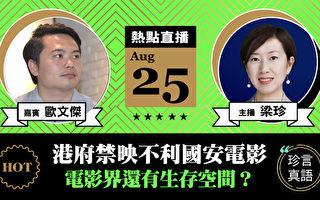 【珍言真語】歐文傑談國安法下的香港電影業