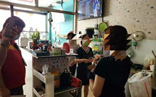 學做早餐回國開店  移工違法工作遭稽查