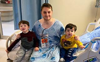 患罕見癌症男子 手術重建四分之一心臟