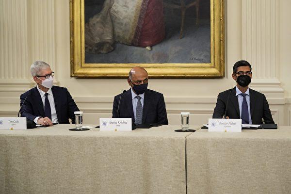 白宮網絡安全會:科技巨頭承諾出巨資防網攻