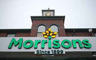 Morrisons争夺战愈烈 Sainsbury's股价上涨
