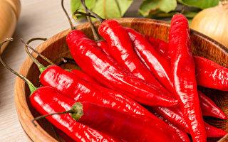 小小辣椒,不但開胃,還有保健功效。(Shutterstock)