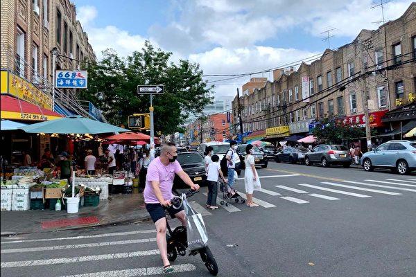 紐約市布碌崙八大道經濟復甦 商鋪轉讓價升