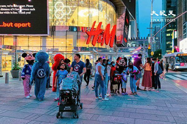 時代廣場將新建劇院區 促進治安與行人安全