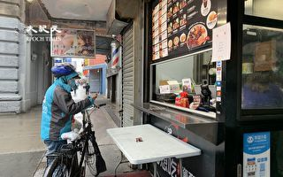 紐約市議會通過 送餐服務費15%上限永久化