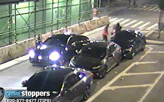 行人凌晨走在曼哈顿街头 被抢价值400万元首饰