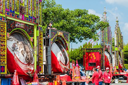 每年的義民祭活動讓大家看見桃竹生活圈中客家文化與土地連結的情感。