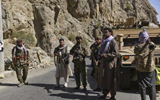 组图:抵抗塔利班 阿富汗反抗联军画面曝光