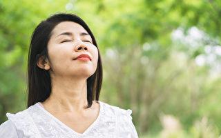 对的呼吸可减少身体发炎 练习6步骤疗愈身心