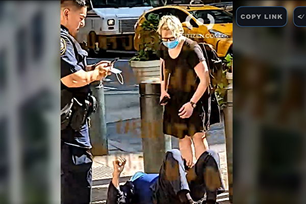 八旬亞裔老者遇襲 紐約市警疑以仇恨犯罪立案