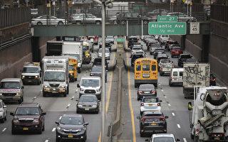BQE快速路改建30日開始 市府提醒交通壅塞