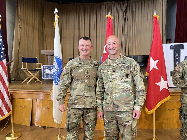美國陸軍司令部上將:加強招募新兵