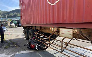 大型車視野死角及內輪差  交通事故頻繁