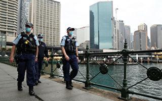 新州數百名一線警察被迫隔離 警力吃緊加劇