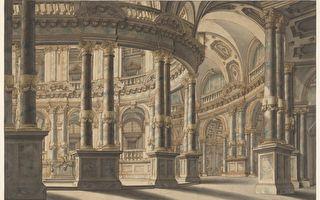 暢遊18世紀舞台傳奇 比比恩納家族的劇場設計