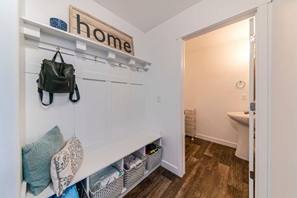 巧妙设计 打造超级实用的家庭小杂物间